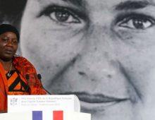 Aissa Ngatansou, lauréate du Prix Simone Veil