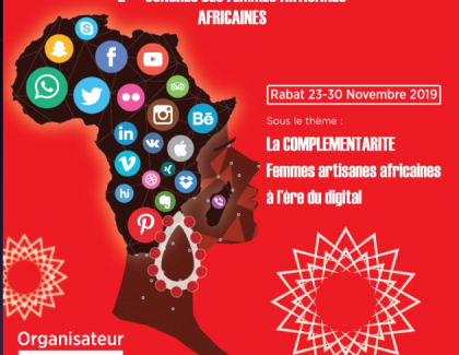 Femmes artisanes africaines à l'ère du digital