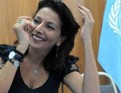 Najat M'jid  Secrétaire général adjoint aux Nations-Unies