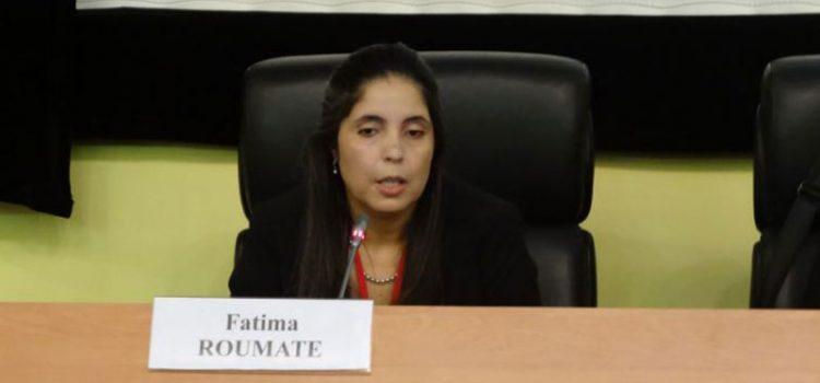 La Marocaine Fatima Roumate expert à l'UNESCO