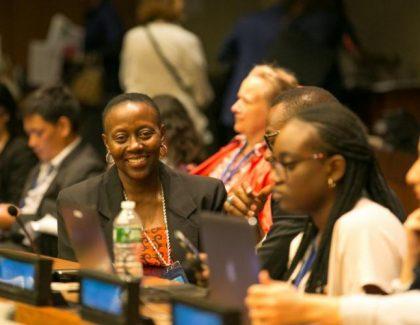 Elizabeth Mrema chef de la Convention ONU sur la biodiversité