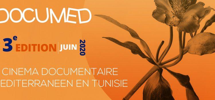 Tunisie, le festival DocuMed 2020 en ligne!