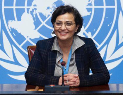 Une Marocaine coordinatrice spéciale à l'ONU