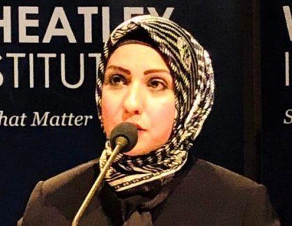 Raffia Arshad, 1ère juge à porter le hijab en Angleterre
