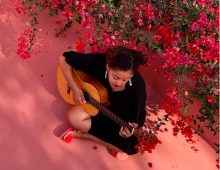 Jihane Bougrine chante «Houria»