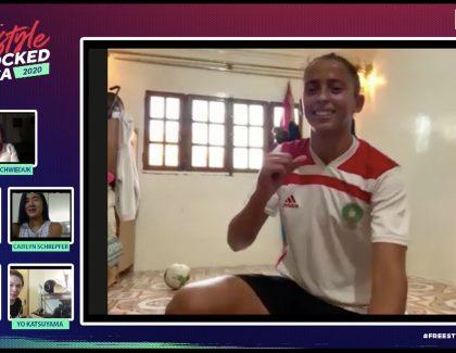 Une Marocaine championne arabe du football féminin