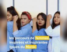 9addat, le podcast des femmes inspirantes
