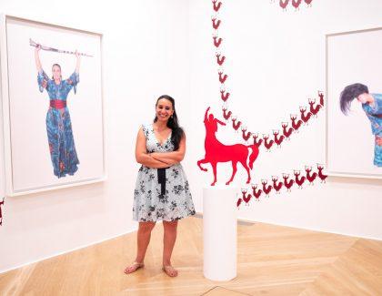 La photographe Fatima Mazmouz célèbre les Chikhates-Résistantes