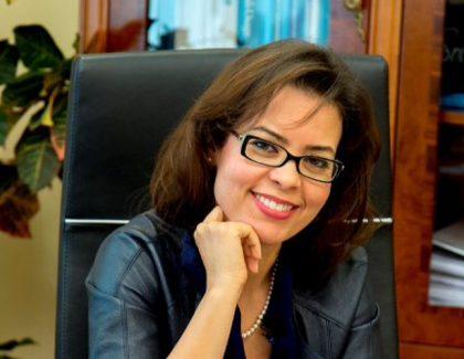 Ismahane Elouafi, scientifique en chef auprès de la FAO