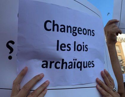 Changez vos lois archaïques !
