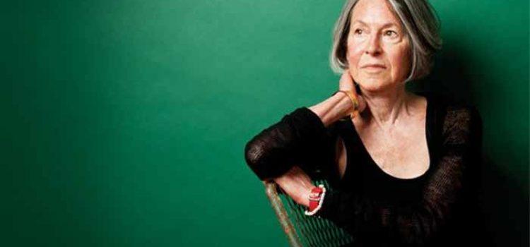 Une Américaine lauréate du Prix Nobel de la littérature
