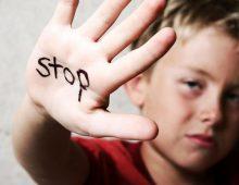 Une campagne contre les violences faites aux enfants