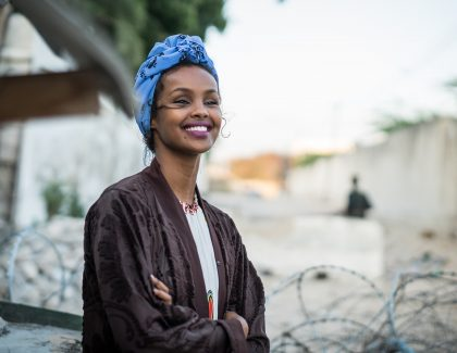 Ilwad Elman, leader dans le processus de Paix en Somalie