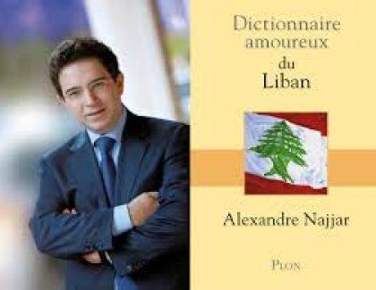 Alexandre Najjar, Grand Prix de la francophonie