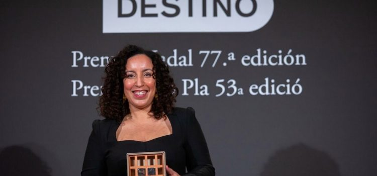 Najat El Hachmi remporte le 77e prix du roman Nadal