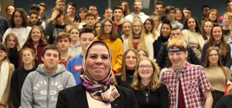 Latifa Ibn Ziaten, Prix Zayed de la fraternité humaine