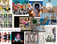 Collages d'égalité de genre pour l'avenir,lesrésultats