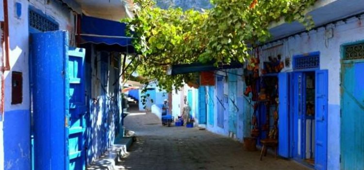"""""""Chaouen"""" la perle bleue exposée à la Casa Árabe"""