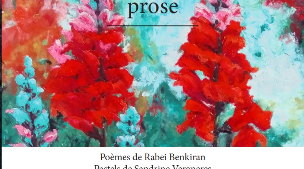 """""""Fleurs en prose"""" et pastels à la Galerie Fan-Dok"""