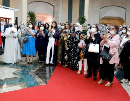 "ICESCO-Rabat expose ""Tableau d'Espoir"""