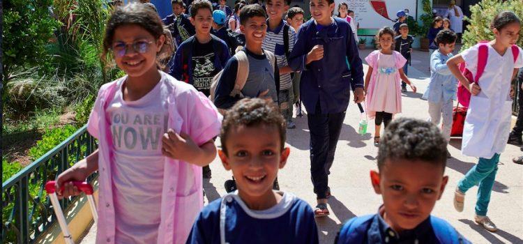 UNICEF-Maroc réinvente l'avenir pour chaque enfant