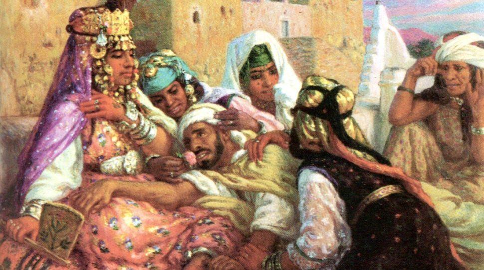 Eugène Delacroix, Souvenirs d'un voyage au Maroc