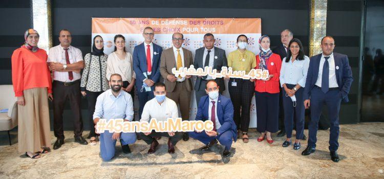 Le FNUAP-Maroc célèbre ses 45 années au Royaume