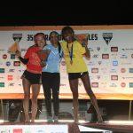 Marathon victorieux pour Aziza Raji